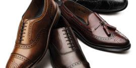 Men's Shoe Repair