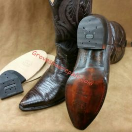 Cowboy Boots Recrafting Package