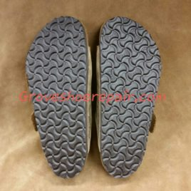 Rubber Sole Replacement